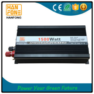 DC/AC Inverter Type and Single Output Type Solar off-Grid Inverter (THA1500) pictures & photos