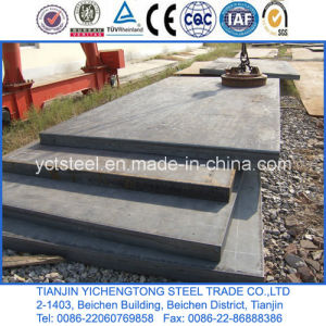 SAE Series Low Carbon Steel Plate pictures & photos