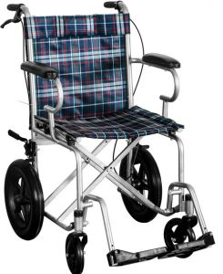 Steel Manual Wheelchair Dkb-4 pictures & photos