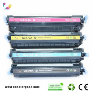 Q6470 Q6471 Q6472 Q6473 Original Color Toner Cartridge for HP Printer pictures & photos