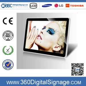 47′′ LCD Advertising Display Digital Signage Screens with Metal Frame
