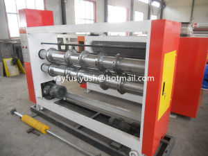 Hydraulic Shaftless Mill Roll Stand for Paper Reel pictures & photos