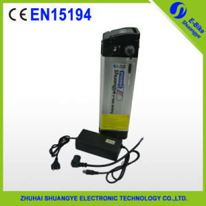 Shuangye Factory Price Electric Bike Lithium Battery pictures & photos