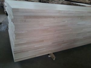 Worktop Edge Glued Panels White Oak pictures & photos