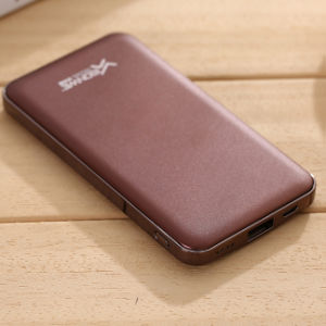 Dual USB Ports Power Bank 7000mAh 2.1A Portable Charger pictures & photos