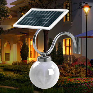 IP65 Solar Wall Lights for Garden pictures & photos