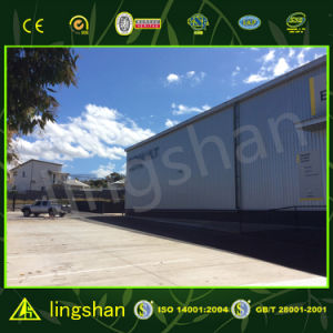 2017 New Design Prefabricated Workshop Building pictures & photos