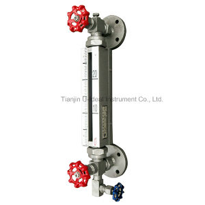 Glass Water Level Gauge, Magnetic Level Indicator-Water Level Meter pictures & photos