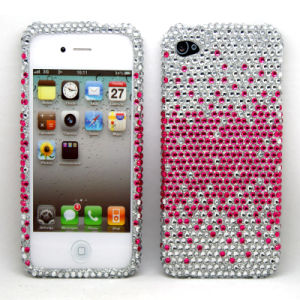 2017 New Beautiful Crystal Case for iPhone 4S pictures & photos