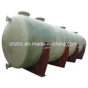 FRP Waste Water Treatment/ Septic Tank/ Flange Tank pictures & photos