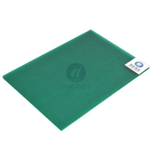 UV Protected PC Sheet for Decoration and Construction pictures & photos