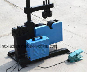 Portable Compression Type Welding Turning Table Hdyg-800 pictures & photos