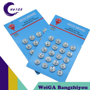 Snap Fastener Geox Brand 8mm pictures & photos