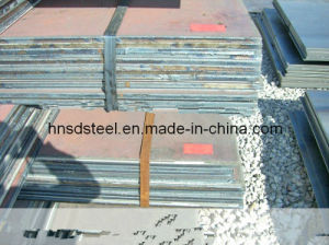AISI/ASTM A36 Ms Carbon Steel Plate/Sheet for Construction