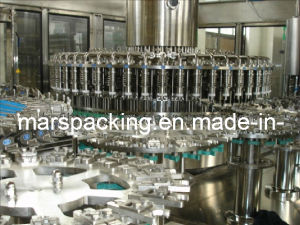 400bpm Rotary Juice Filling Machinery pictures & photos