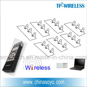 2.4GHz RF USB Wireless Presenter Microphone Remote pictures & photos