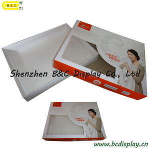 Towel Box, Color Paper Box, Hair Products Packaging Boxes (B&C-I036) pictures & photos