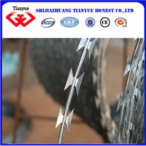 Razor Barbed Wire (TYA-10) pictures & photos
