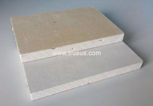 Standard Gypsum Plaster Board in Ivory Color