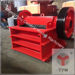 Mining Machinery Mobile Jaw Crusher pictures & photos