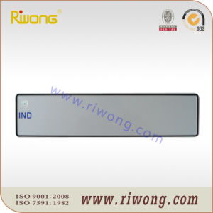 Ind Blank Aluminum License Plate pictures & photos
