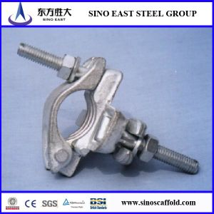 Types Forged Scaffolding Coupler Fixed Clamp En74 pictures & photos