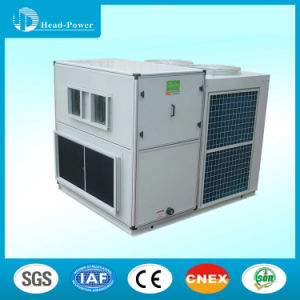 Rooftop Air Conditioner Packaged Unit Equipped with Hot Water Heating Coil pictures & photos