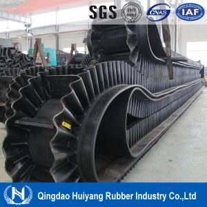 Large Angle Mining Corrugated Sidewall Conveyor Belting pictures & photos