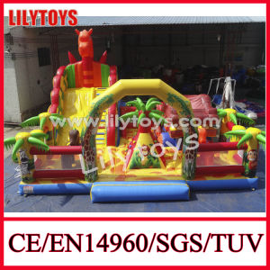Inflatable Fun City, Inflatable Funland, Inflatable Toys pictures & photos