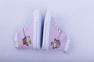Vulcanized Shoe Nature Rubber for Kids Bz1603 pictures & photos
