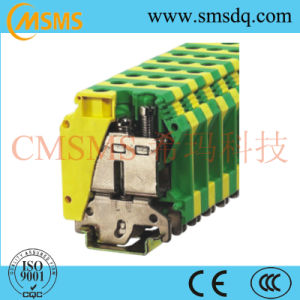 Screw Cage Grounding Terminal Blocks (STK-16JD/ STK-35JD) pictures & photos