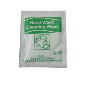 Antibacterial Wipes-Hand Sanitizer Wipe-Single Packed pictures & photos