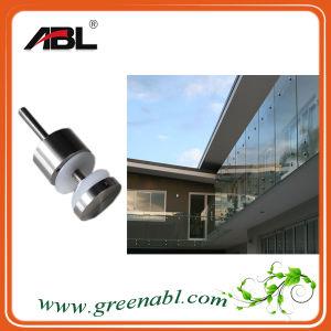 Frameless Glass Spigot for Outdoor Handrail/316 Stainless Steel Glass Spigot pictures & photos