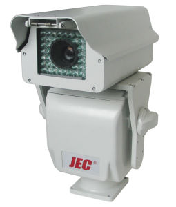 PTZ Pan/Tilt Camera with IR Light (J-IS-5010-R) pictures & photos