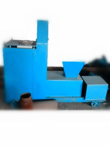 Charcoal Making Machine/ Boiler Use Charcoal Forming Machine pictures & photos