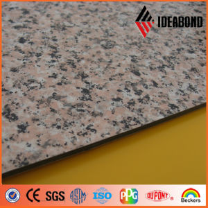 1220*2440mm Stone Finish Aluminum Composite Material (AE-503) pictures & photos