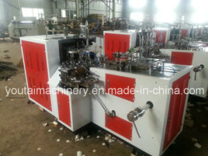 Fully Automatic Paper Cup Forming Machine for Milk Cup pictures & photos