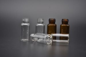 5ml Screw Glass Vials for Medical and Cosmetic and Lab Use pictures & photos