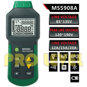 Professional Circuit Breaker Finder (MS5908A) pictures & photos