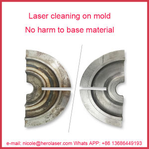 Industrial Metal Parts Cleaning Machines Fiber Laser Cleaner pictures & photos