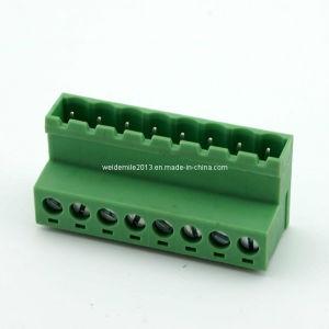 Pluggable Terminal Block (DG2EDGRK-5.0/5.08/7.62mm)