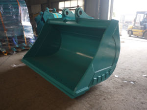 Excavator Mud Bucket for Kobelco Sk50 with Width 1200mm pictures & photos