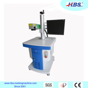 20W Fiber Laser Marking Machine with Raycus Laser Source pictures & photos