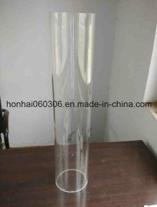 Borosilicate Glass Cylindrical Lampshade pictures & photos