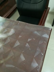 PVC Thick Sheet for Floor Mat Table Cloth pictures & photos
