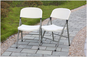 Metal Folding Chair for Party Rental pictures & photos