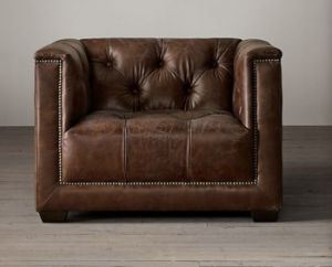 New Design Leisure Sofa for Living Room (1 Seater) pictures & photos