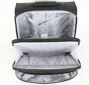 Black Stylish Durable Laptop Travel Luggage Bag (ST7120A) pictures & photos