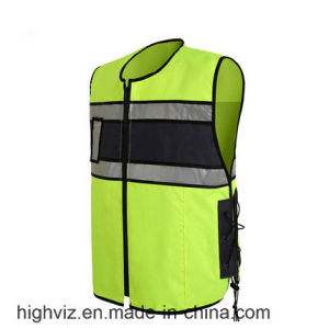 High Vis Cycling Vest with En20471 (C2428) pictures & photos