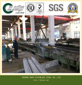 ASTM A312 TP304L Seamless Stainless Steel Pipe pictures & photos